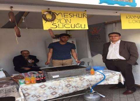 YÖRESEL GÜNLER FESTİVALİNE KATILDIK